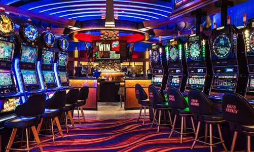 Is it safe to access online casino games?