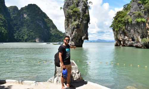 Best spots for saltwater fishing in Thailand