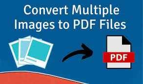 Look At The Procedure Of Converting Different Formats Into PDF