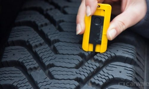 What is the correct time to replace tires?