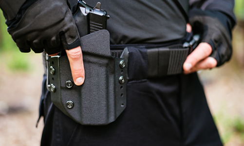 What Are The Benefits Of Custom Leather Holsters?